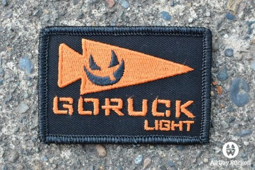 GORUCK Light 496 (Halloween)