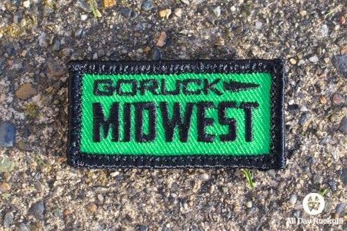 GORUCK Midwest 2x1
