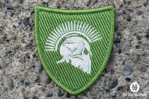 Spartan (Green)