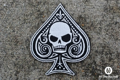 Memento Mori Ace of Spades Type 1