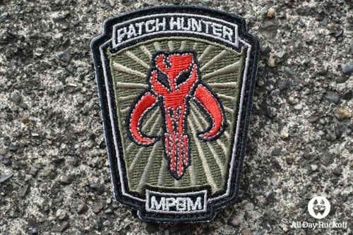 Patch Hunter (MPBM Exclusive)