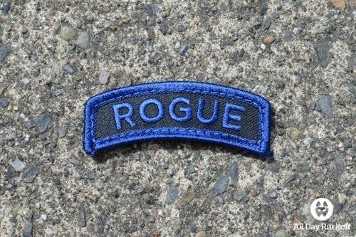 Rogue Tab (Blue)