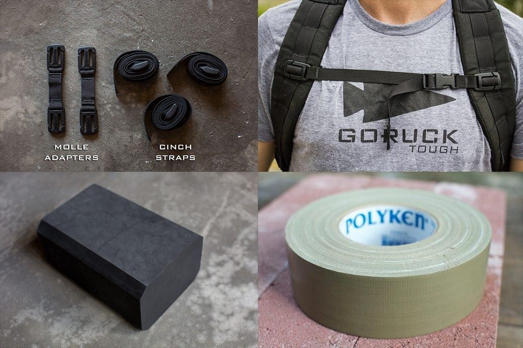 Rucking Kit Bricks