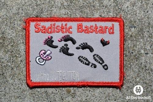 Sadistic Bastard