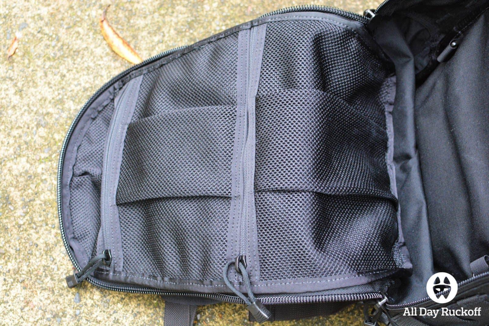 TAD Litespeed V2 - Inside Pockets
