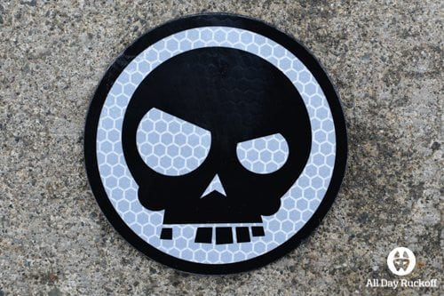 Mean T-Skull SOLAS (Black)