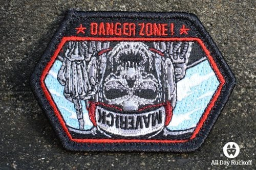 The Maverick: Danger Zone (Black/Red)