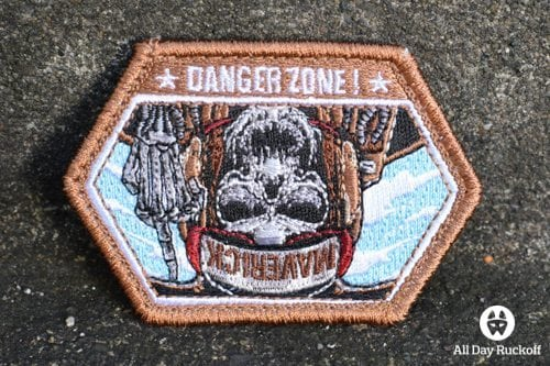 The Maverick: Danger Zone (Coyote)