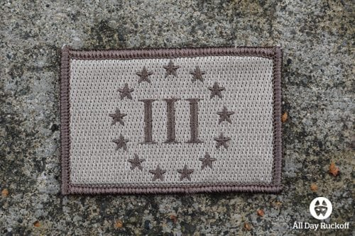 Threeper Emblem