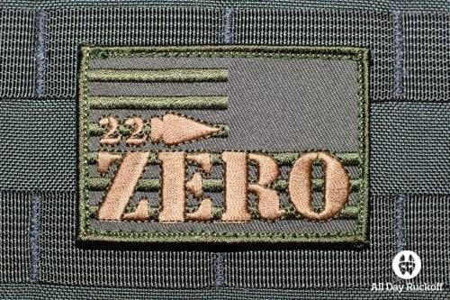 22 Zero (Green)