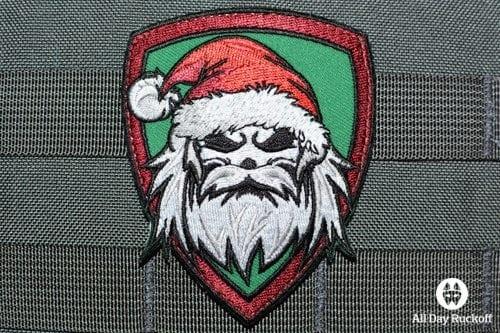 American Infidel Santa