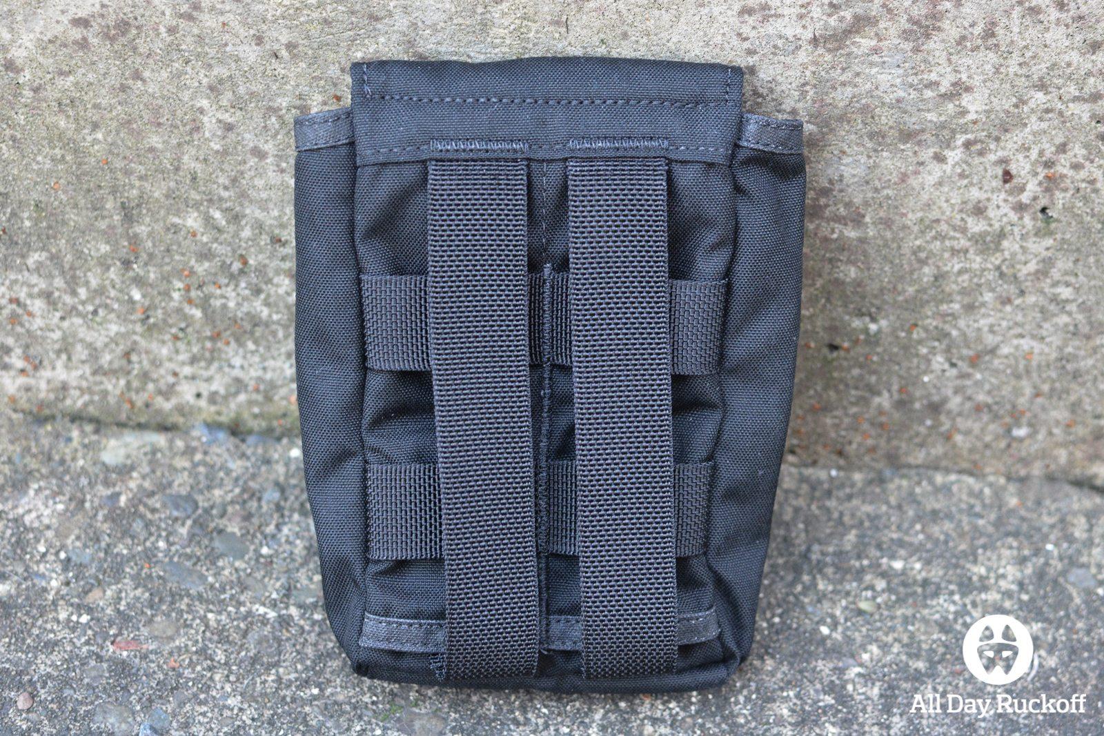 GORUCK Side Pocket Back