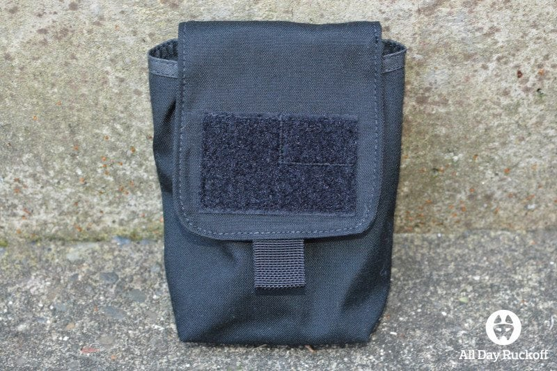 GORUCK Side Pocket Front