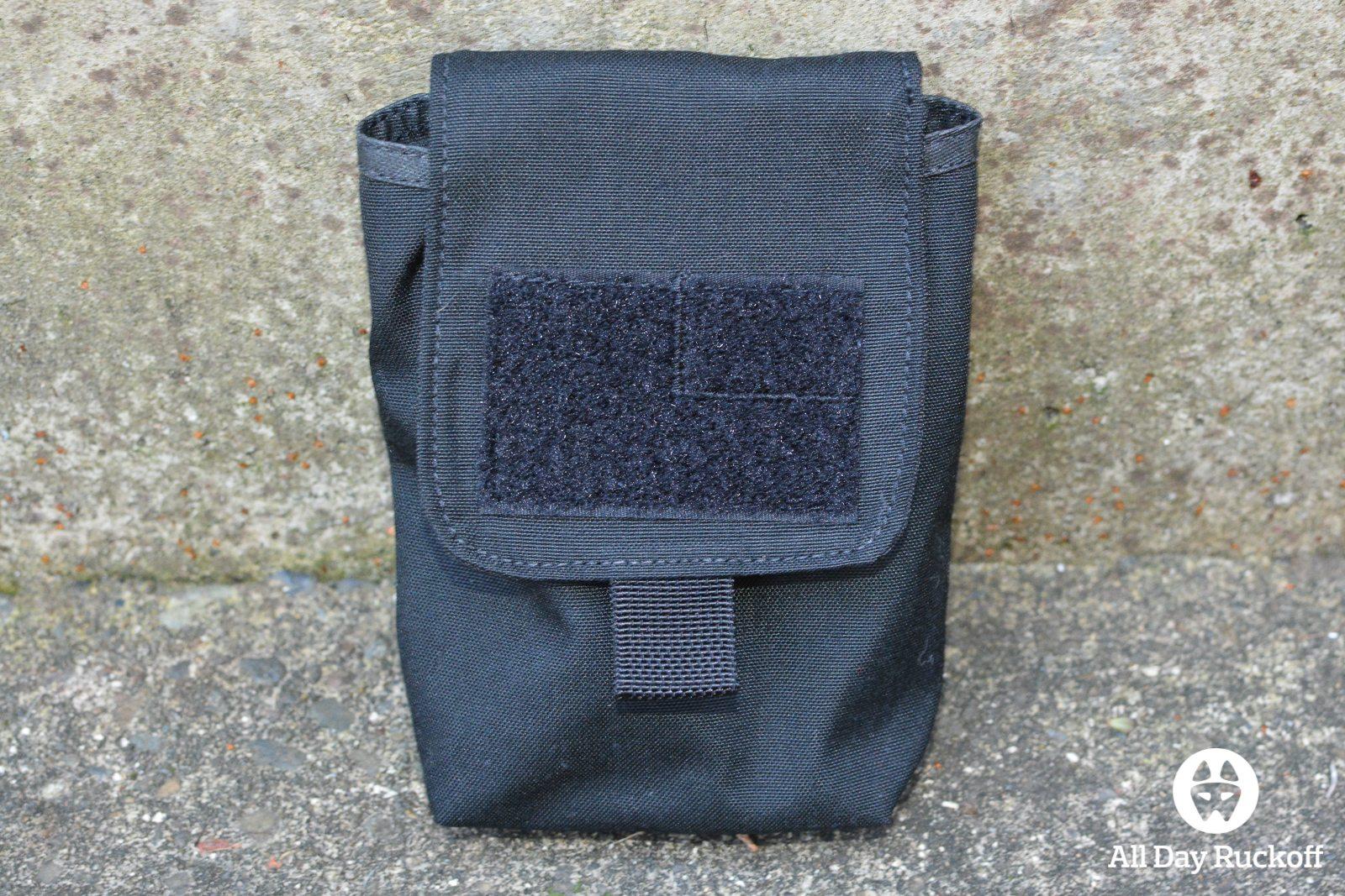 GORUCK Side Pocket Front