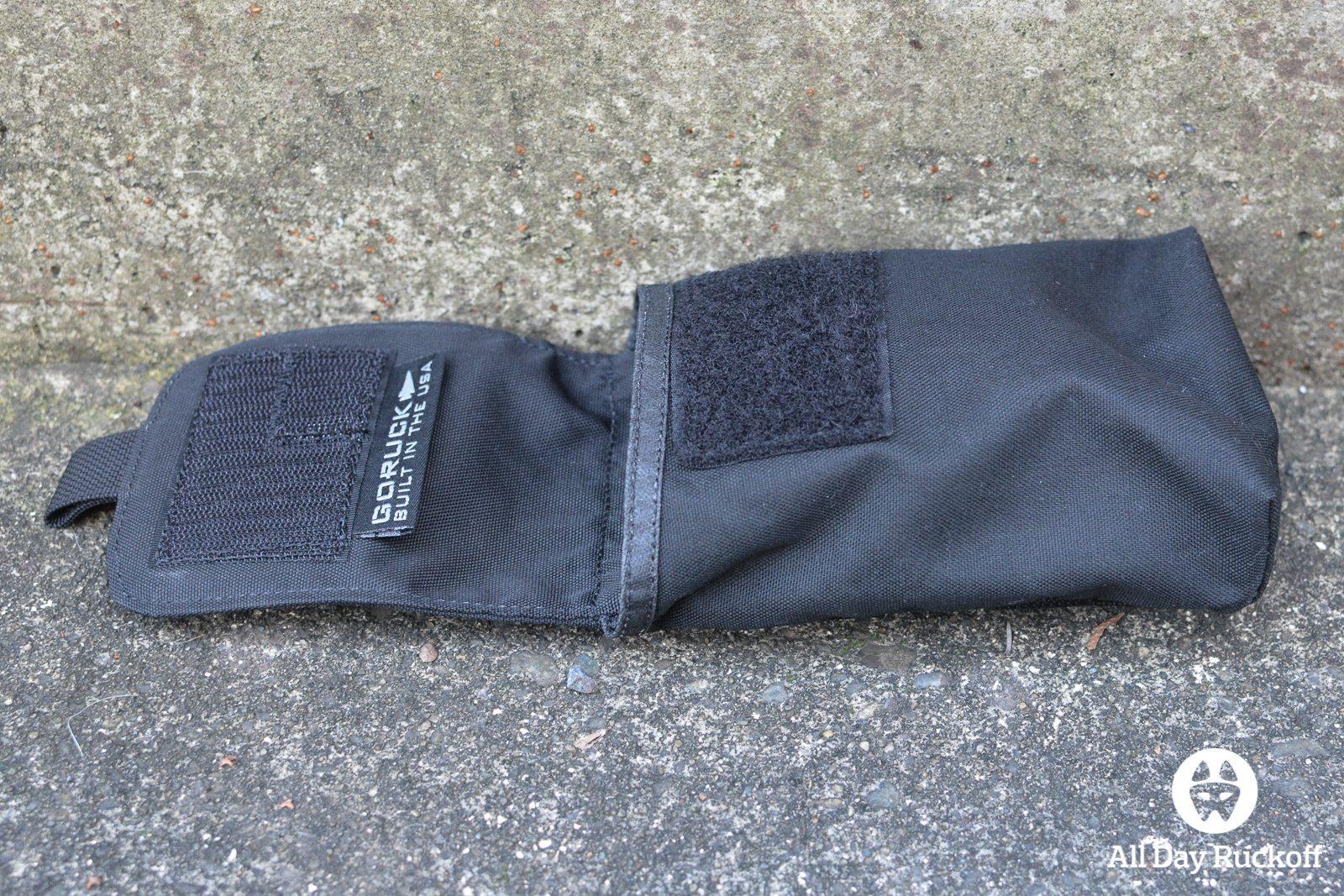 GORUCK Side Pocket Sideways