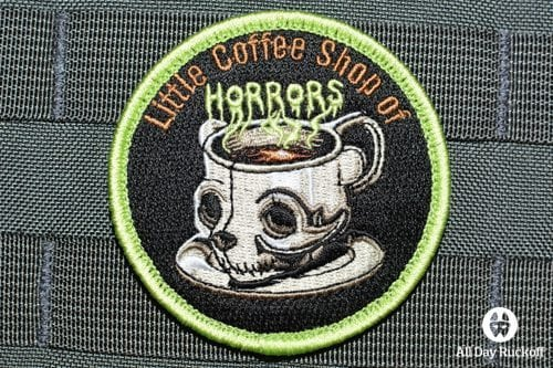 Little Coffee Shop of Horrors (Green)