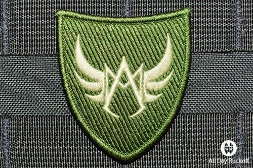 Crest (Mean Green)