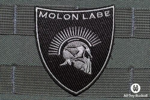 Molon Labe Spartan
