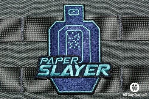 Paper Slayer V2 Misfit