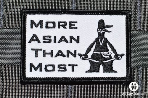 More Asian Than Most