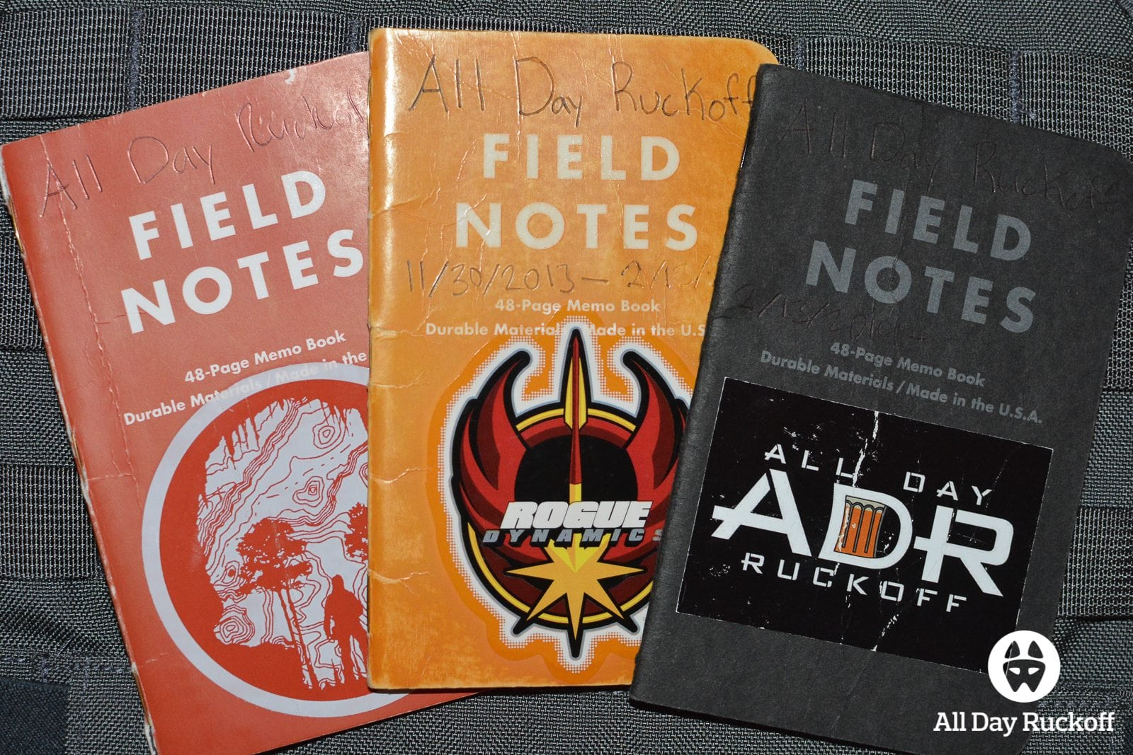 Notebooks Covers 1