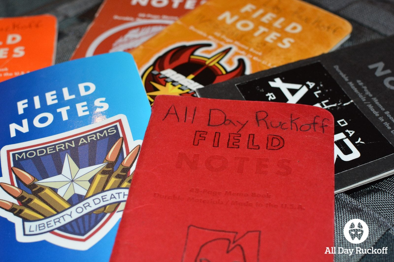 Notebooks Covers 3