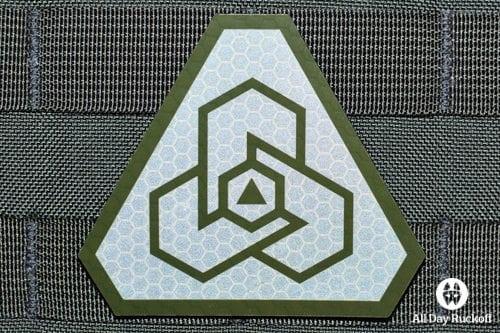 PDW Logo SOLAS (OD Green)