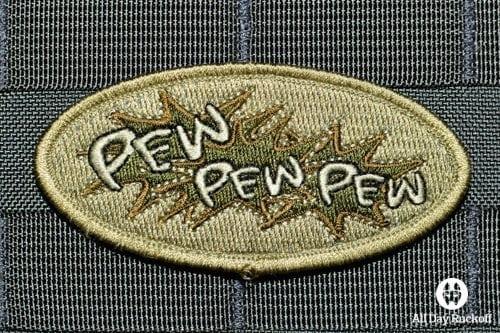 Pew Pew Pew Type 2