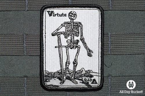 Virtute Vera Death Card