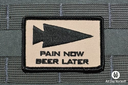 Pain Now Beer Later (Sand)