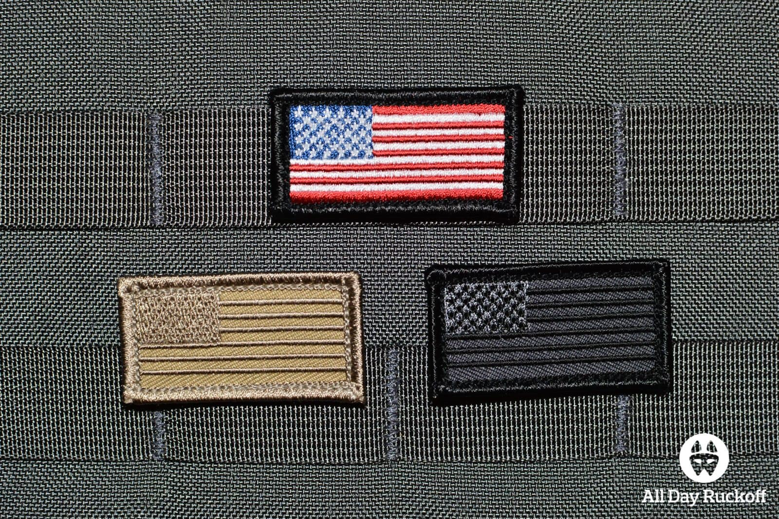 PatchPALS Flags