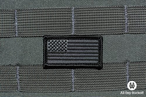 US Flag (Black)