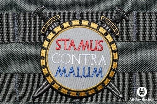 Stamus Contra Malum