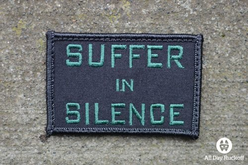Suffer in Silence (Green)