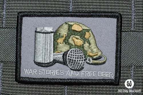 War Stories And Free Beer