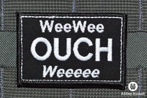 Wee Wee Ouch Weeeee