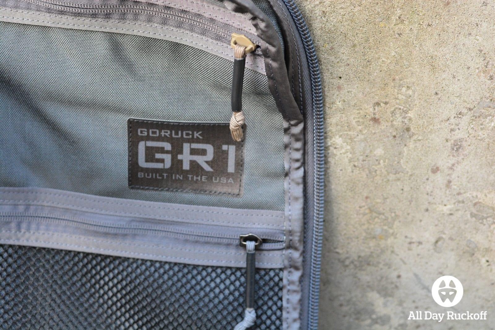 Wolf Grey GR1 Zipper Compare