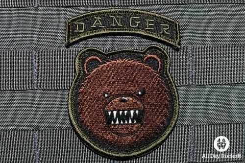 DRB Danger Tab