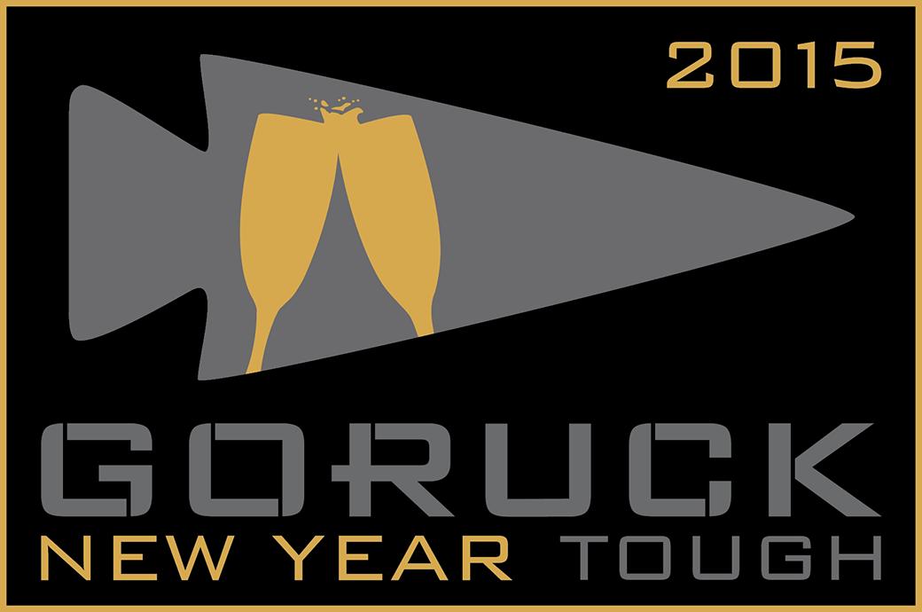 GORUCK New Years Tough 2015