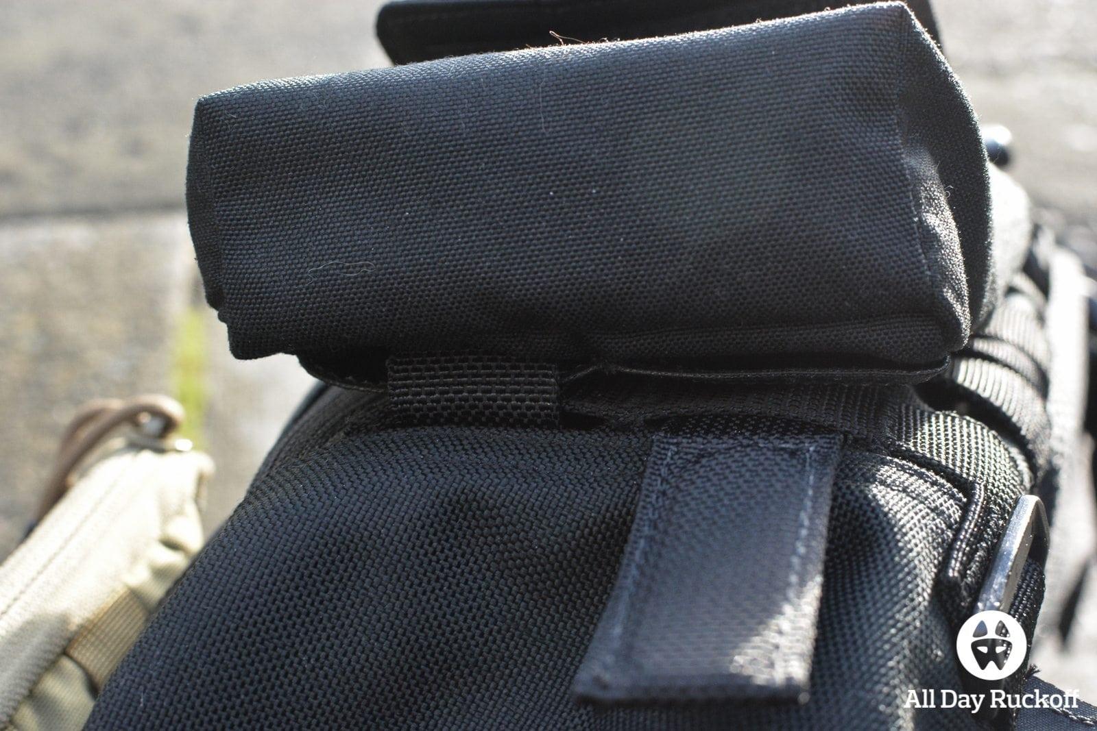 GORUCK Side Pocket Attached