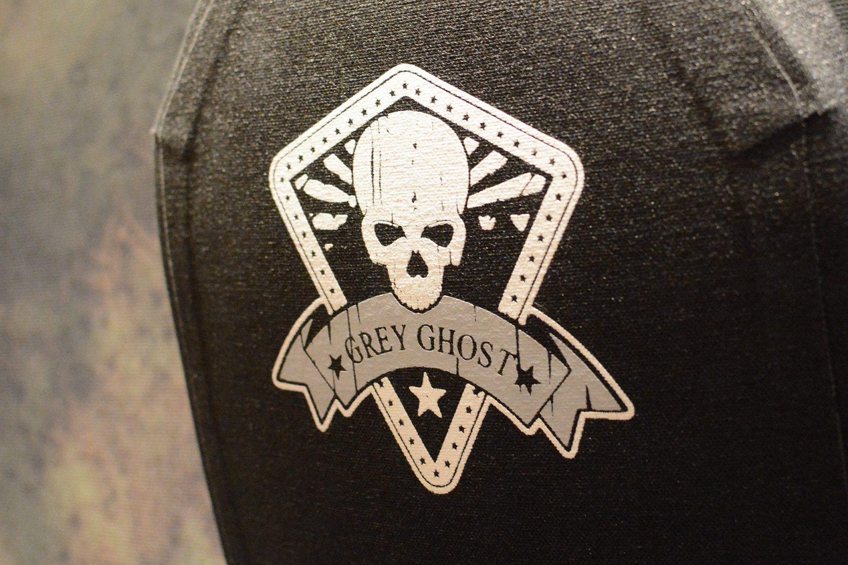 Grey Ghost Logo