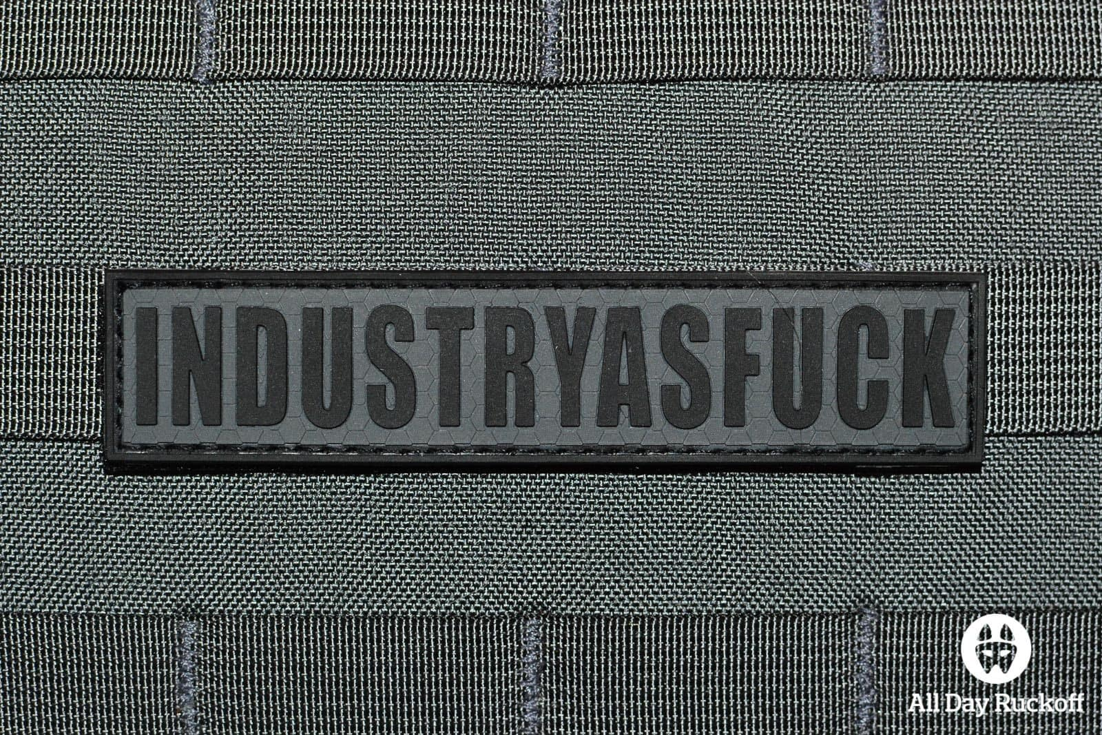 Gunstruction: Industry As Fuck