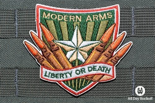 Liberty or Death (Mean Green)