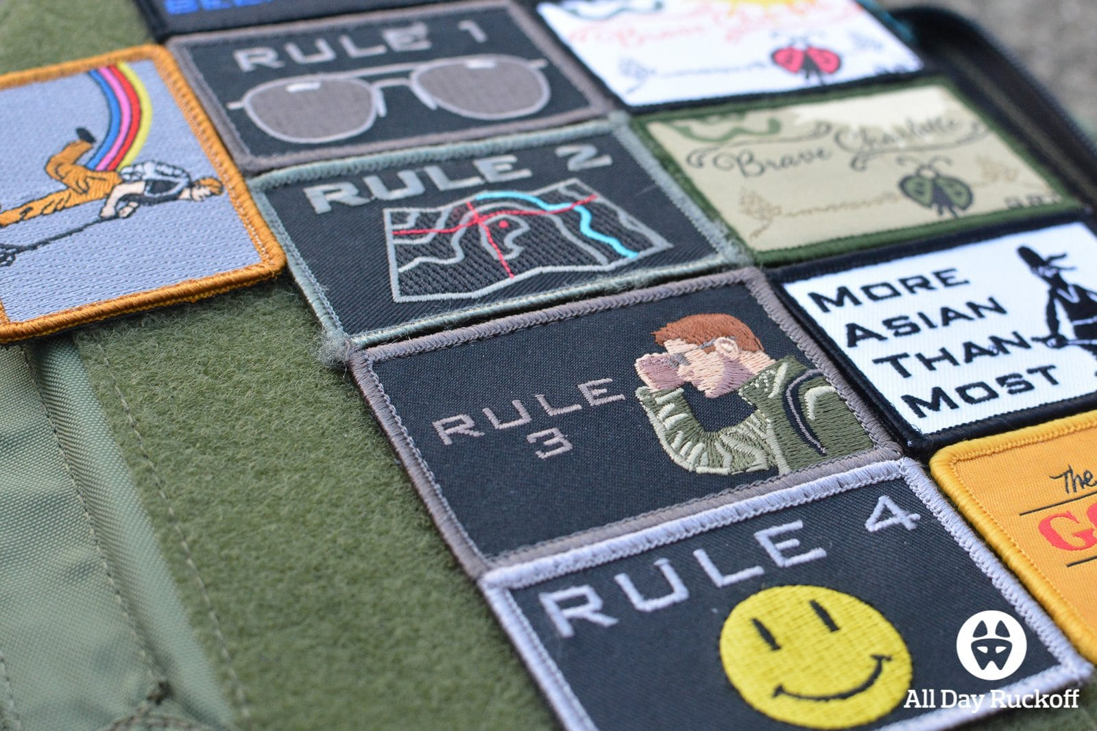 Patch Book Rules