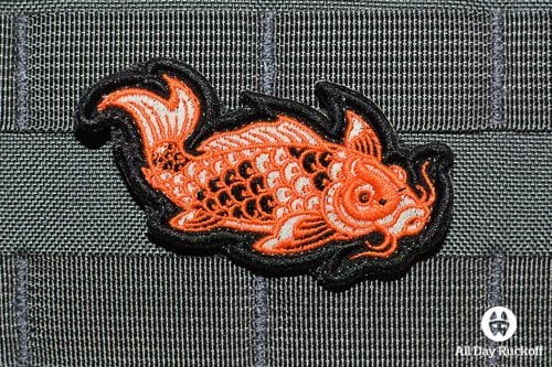 Ghost Koi (Safety Orange)