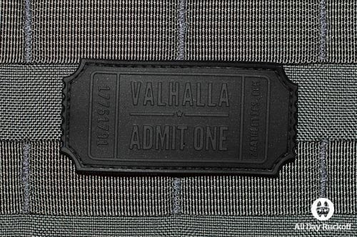 Valhalla Ticket (Black)
