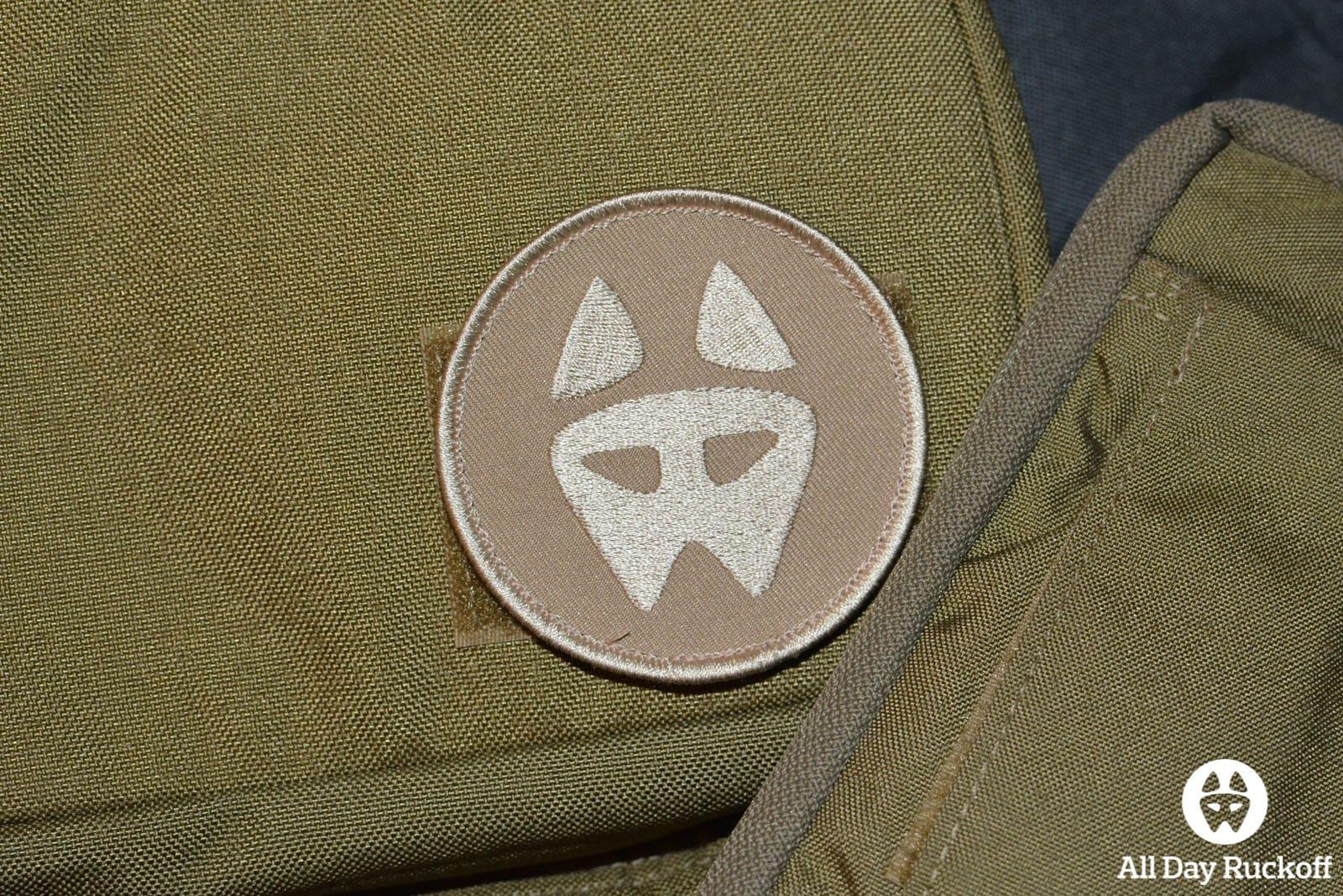 ADR Dog Logo Sand vs Coyote