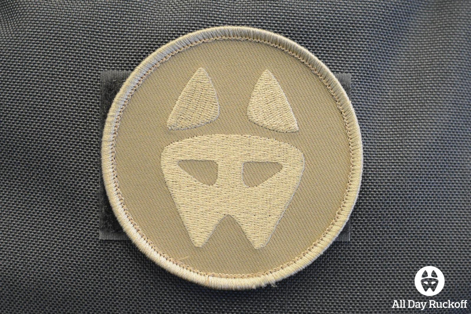Dog Logo 05: Sand
