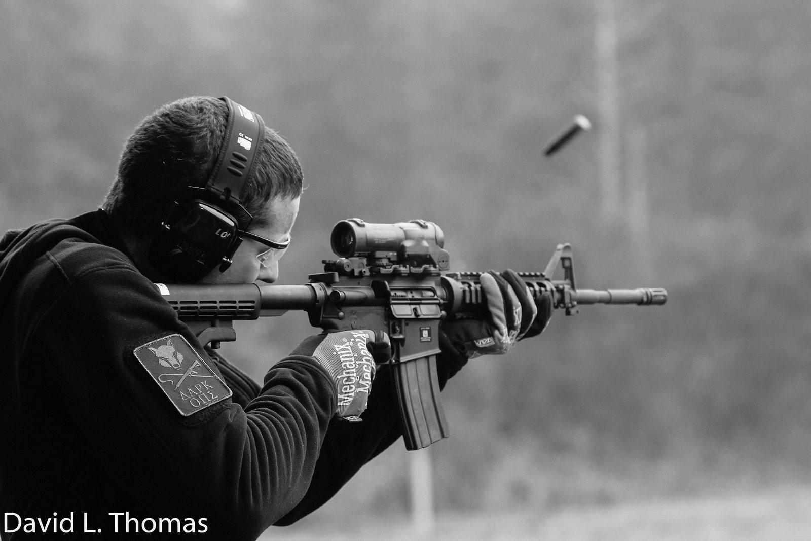 Arden Tough Brian 1st Rifle