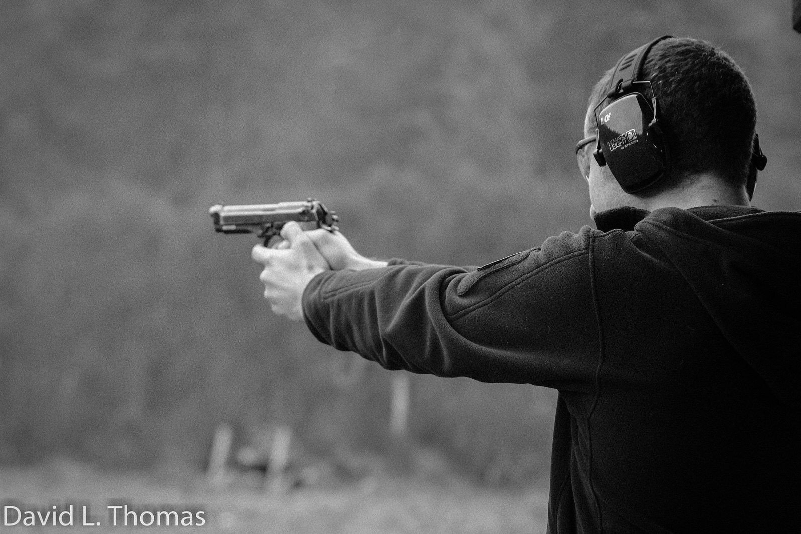 Arden Tough Brian Handgun